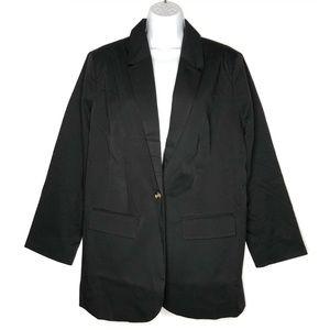 Denim 24/7 Black Blazer Jacket